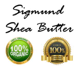 Sigmund Shea Butter is raw/unrefined, natural and is effective in healing cracked feet