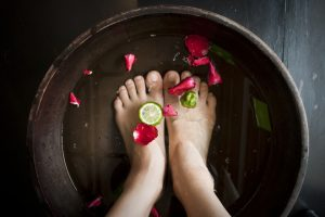 Sigmund Shea Butter for cracked feet_Step 1