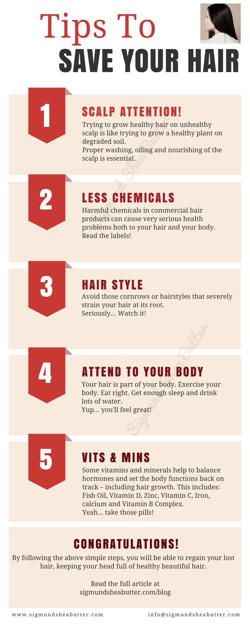Hair Loss - No more